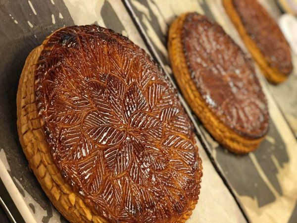 The Making of Galette des Rois