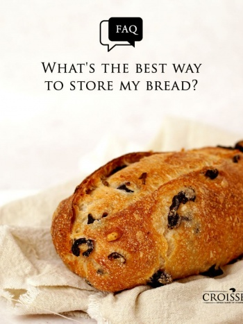How to Store My Bread?