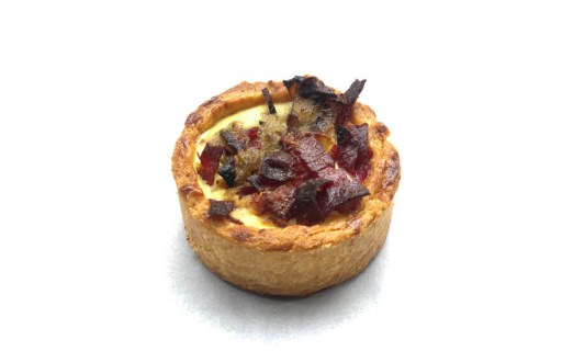Quiche Beef Bacon