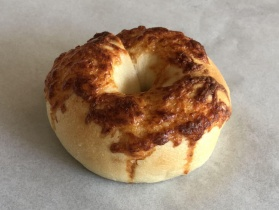 Emmental Cheese Bagel