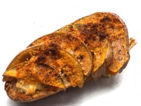 Pumpkin Chicken Tartine